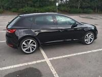 Seat Leon fr184 fully loaded, SWAP WHITE Leon 184, Audi A3, Skoda Octavia Vrs or Golf Gtd.