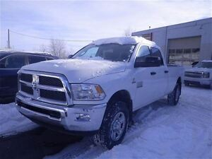 2015 Ram 3500 SLT | Cloth | Diesel | Remote Start | Backup Cam