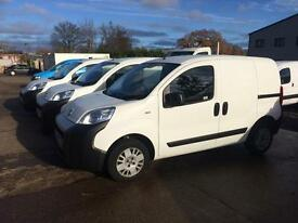 2011 Fiat florino 1.25 multijet vans, 1 owner from new, Lovely little vans!