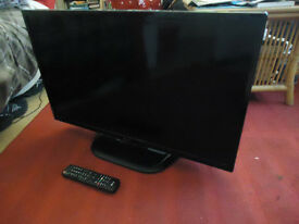 working LG television