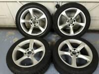 Bmw alloy wheels 18 inch pcd 5x120