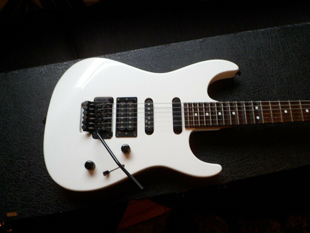 1989 Charvel Model 375 Deluxe In Londonderry County