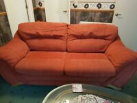 Two/Three seat sofa and two chairs