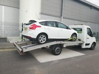 Car breakdown recovery / transport carmarthenshire based tracked delivery