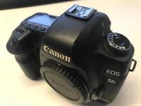 Canon EOS 5D Mark II DSLR Camera Body Only