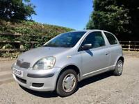 2005 Toyota Yaris 1.0 12 Months Mot Reliable Car 2 Previous Owners 3 Keys