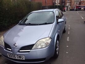 Lovely Nissan Primera S 5-door Hatchback 1.8 2006, Very low maintenance and reliable