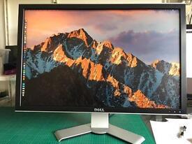 "Dell 30"" Monitor 3007WFP 2560x1600"