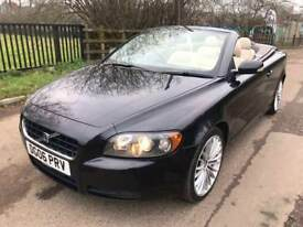 Volvo C70 2.5 T5 SE lux geartronic 2dr HPI CLEAR