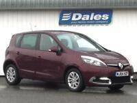Renault Scenic 1.5 dCi Dynamique TomTom Energy 5dr [Start Stop] (red) 2014