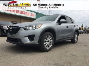 2014 Mazda CX-5 $139.71 BI WEEKLY! FACTORY NAVIGATION!