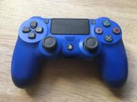 PS4 controller - new version - Blue