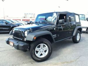 2014 Jeep Wrangler UNLIMITED SPORT**AIR CONDITIONING**ALLOY WHEE