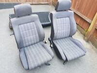 Mk2 golf gti seats
