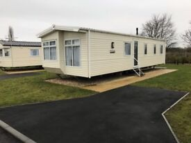 Static caravan holiday home on Tattershall Lakes nt skegness Southview Butlins