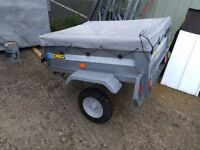 used Trigano Remorques DBD Camping Trailer
