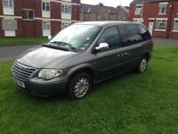 2006 Chrysler grand voyager crd se top spec 7 seater 112k its 141 bhp