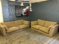 3+2 MARKS AND SPENCER FABRIC SOFA SUITE RRP £1899