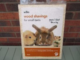 Pet Hay & Sawdust Wood Shavings Rabbit Hamster Guinea Pig etc Only £1