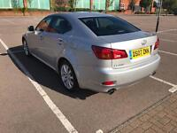 Lexus IS250 Automatic FULL MAIN DEALER SERVICE HISTORY 18 months warranty included