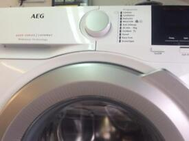 Brand new AEG 8kg washer