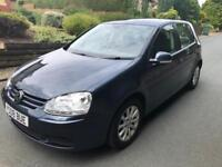 2008 VW GOLF 1.6 FSI MATCH, EXCELLENT CONDITION LADY OWNER