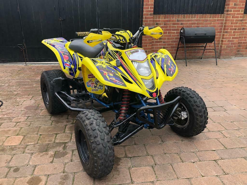 SUZUKI LTZ 400 QUAD ROAD LEGAL | in South Shields, Tyne and Wear | Gumtree