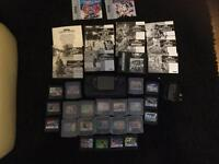 Game Gear with 20 Games