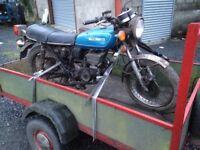 Suzuki 185GT Project