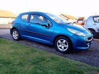 Peugeot 207 1.4 Sport FSH... VGC... First reg. 09.2006