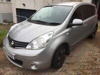 Nissan Note 2013 1.5 DCI N-Tect Turbo