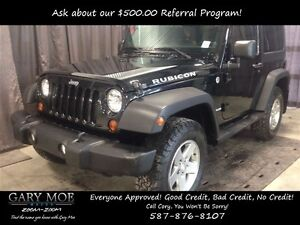 2011 Jeep Wrangler Rubicon Hard Top *Leather* *Loaded*