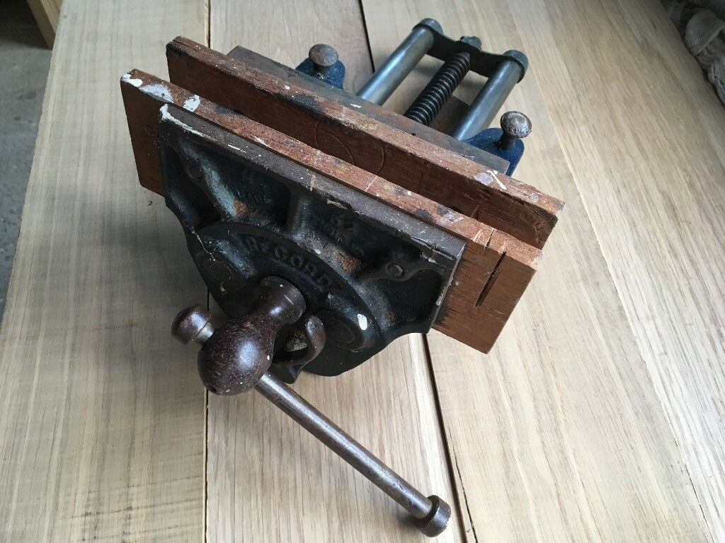 Record 52 1 2 Quick Release Woodworking Bench Vice In Maidenhead