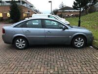 Vauxhall vectra cdti 150 motd