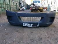 Iveco Daily front bumper 2008 model