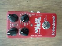 TC Electronics Hall of Fame stereo reverb pedal