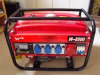 WURZbuRG W-8500 (New Model: 2016) Professional Generator