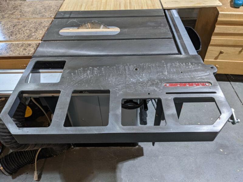 Table Saw Sliding Table (Laguna/Robland)