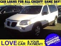 2009 Pontiac Montana SV6 * 7PASS * OPEN 7 DAYS A WEEK * FAST APP