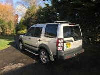LAND ROVER DISCOVERY 3 TDV6 - ONLY 110,00 miles