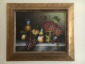Fruit Oil Painting Dean Park Blacktown Area Preview