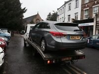 Car recovery car towing car movement and so on from £40