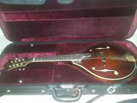 Eastman MD805 mandolin with Fishman pick up