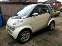 For sale Smart car for 2,spares or repair.