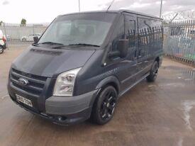 Ford Transit SWB, Bodykit, Alloys, Crewcab £6990