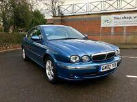 2002 Jaguar X type 2.1 V6 Auto