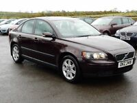 2005 Volvo s40 1.6 d only 92000 miles, full history, motd april 2018 all cards welcome