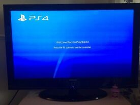 "Samsung LCD 50"", New Playstation 4 Boxed, Speakers!!! Read Description"