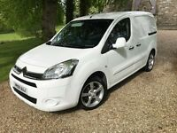 ***STUNNING 2013 BERLINGO, 850 LX 90BHP, 3 SEATS, COLOUR CODED, ALLOYS, MINT, NO VAT***