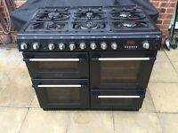 Cannon Dual Fuel Range Cooker (some parts not working) LPG or Mains Gas